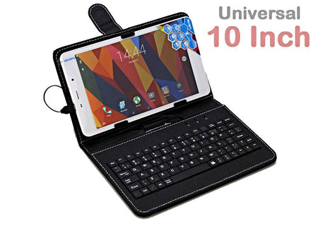10 inch Tablet keyboard Case