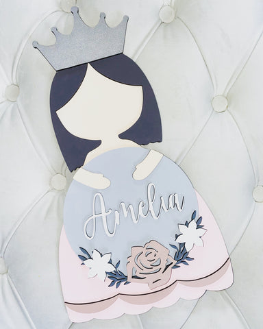 PRINCESS PLAQUE