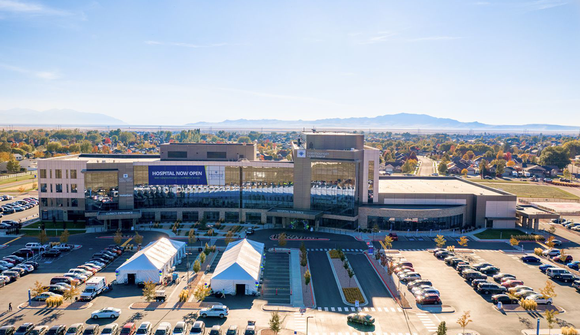 Creative Design Solutions a Hallmark on New $164 Million Layton Hospital