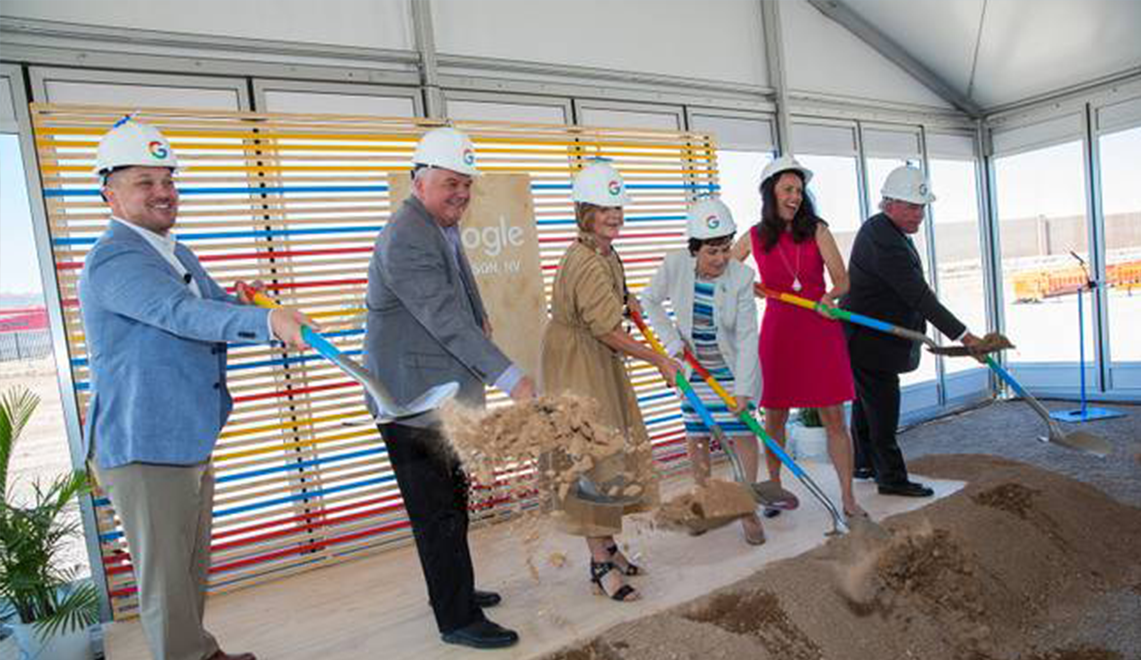 Officials: $600M Google facility boosts Henderson's presence in tech world