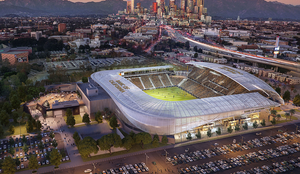 Banc of California Stadium (LAFC) LOS ANGELES, CALIFORNIA