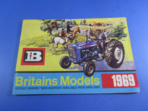 Britain's Models 1969 Catalogue