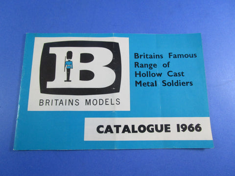 Britains Catalogue 1966
