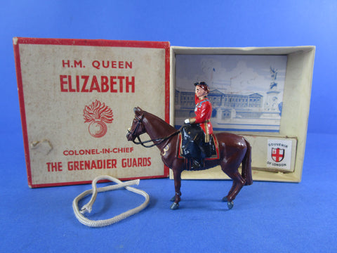 Britain's No.2156 H.M. Queen Elizbeth