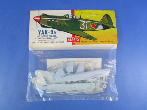 Airfix No.114 YAK-9 construction kit