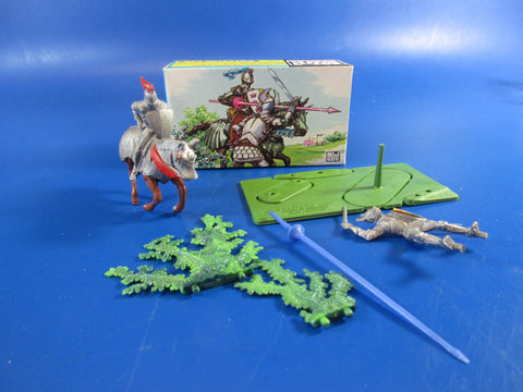 Britains Mini Set 1081 Knights in Combat
