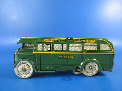 Wells Brimtoy 'Greenline' Bus