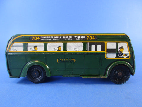 Wells Brimtoy Greenline Bus