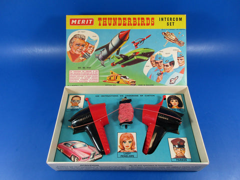 Merit Thunderbirds Intercom Set