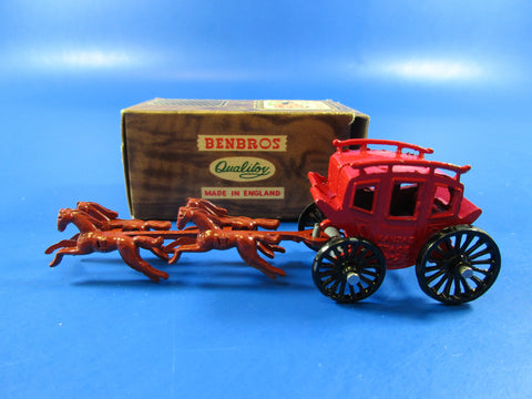 Benbros T.V. Series Stage Coach
