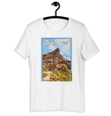 Capitol Reef National Park Shirt