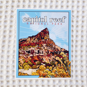 Capitol Reef National Park Print