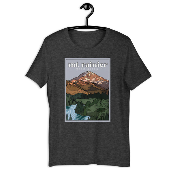 Mount Rainier T-Shirt