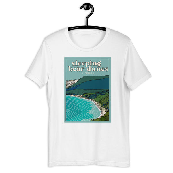 Sleeping Bear Dunes T-Shirt