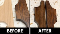 How to Match Wood Stain YouTube