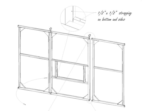 Workshop Spray Booth Plan