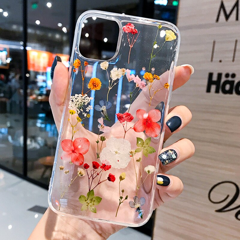 "Colorful Flower ""Femini"" Phone Case Line"