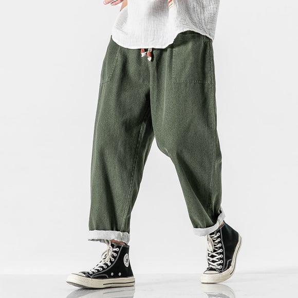 2020 Men Joggers Pants Men Brand Clothing Autumn Elastic Hip Hop Harem Pants Male Streetwear Cotton Trousers Sweatpants Pantalon