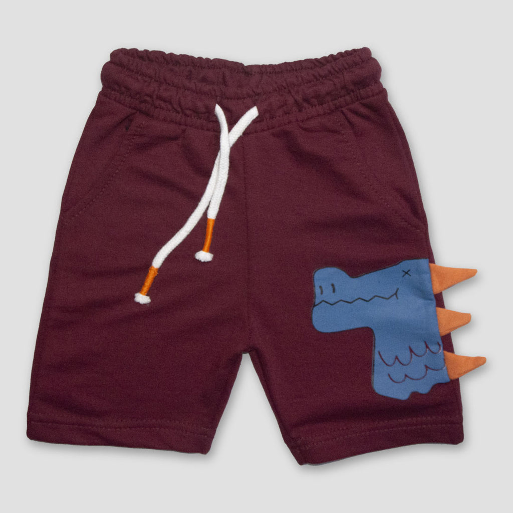 Boys Printed T-Shirt ( I'M Amazing ) Peach