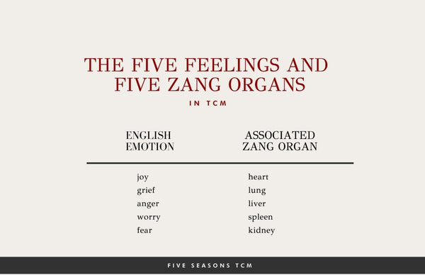 Feelings and Chinese Medicine