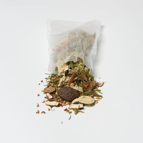 Throat Soothing Culinary TCM Tonic Bag