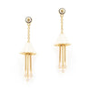 Dressing Table Lampshade Earrings | Bill Skinner