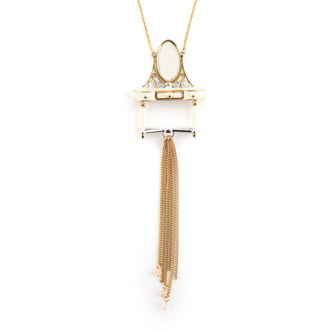 Dressing Table Pendant Necklace | Bill Skinner