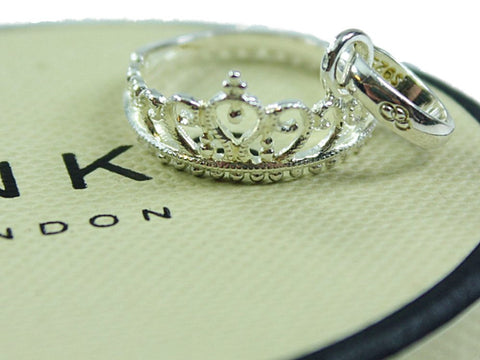 Links of London Sterling Silver Tiara Sweetie Charm