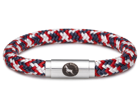 Sailing Rope Middy Bracelet by Boing: BULLDOG