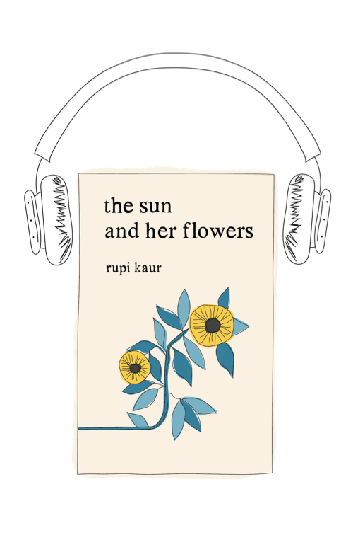 the sun and her flowers audiobook