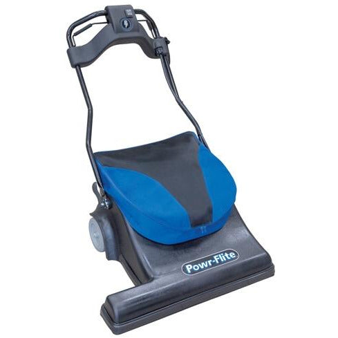 Dark Cyan Wide Area Sweeper Vacuum  - 28