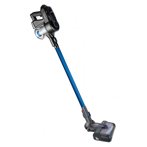 Dark Cyan Cordless Stick Vacuum - Bagless - Lightweight - Power Nozzle - 25.2 V - Charger Included - With Accessories