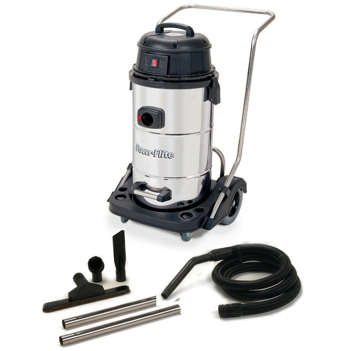 Lavender 15 Gallon Wet/Dry Vacuum - With Stainless Steel Tank and Tool Kit