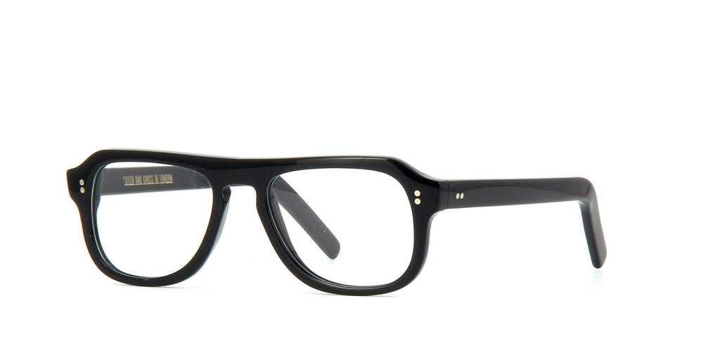 Cutler and Gross 0822 Black Glasses