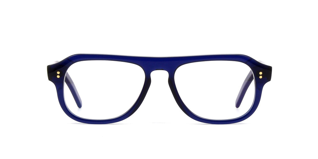 Cutler and Gross 0822 CNB Classic Navy Blue Glasses