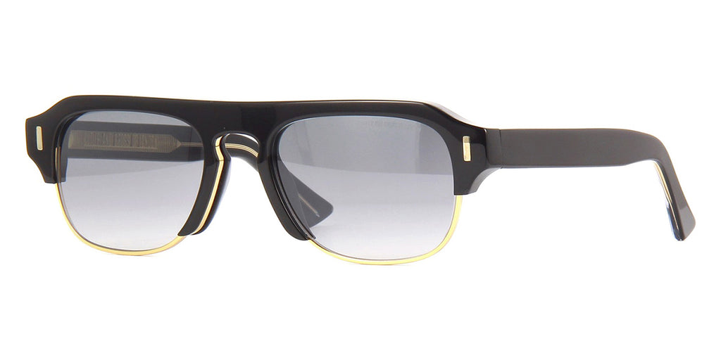 Cutler and Gross 1353 01 Black and Gold