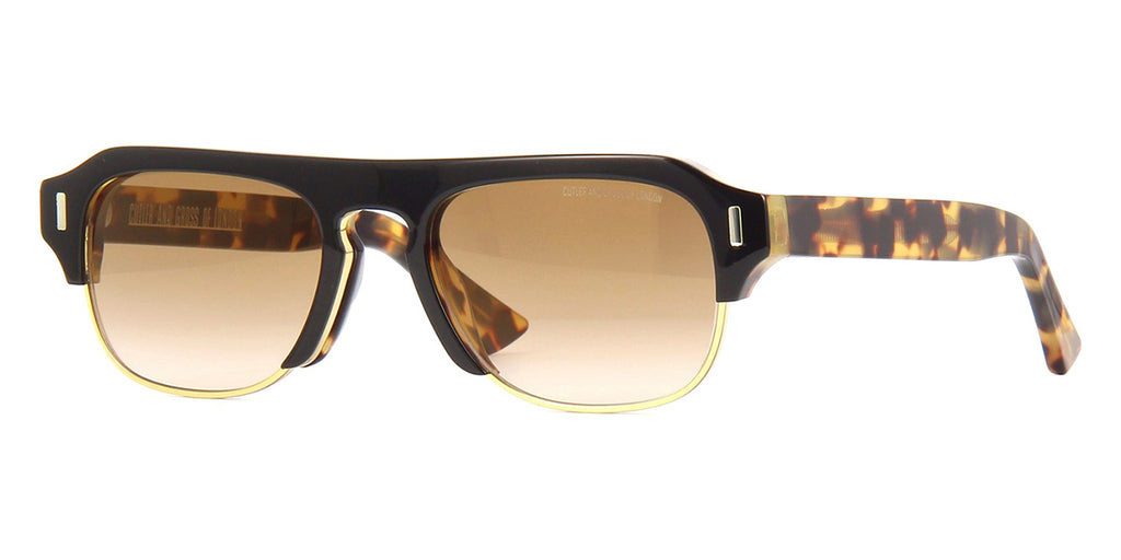 Cutler and Gross 1353 04 Black and Camouflage