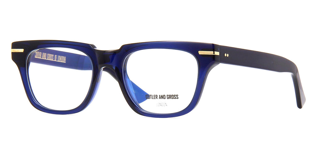 Cutler and Gross 1355 03 Midnight Rambler Blue