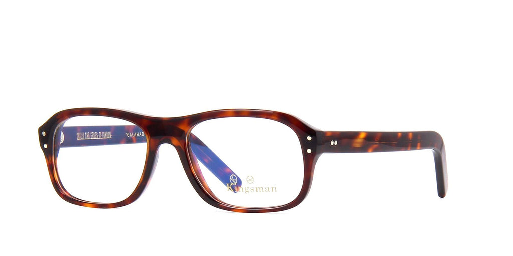 Kingsman x Cutler and Gross Galahad 0847 DTO Dark Turtle 01 Glasses