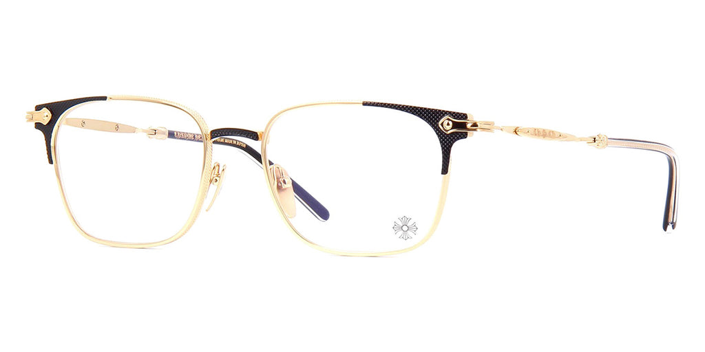 chrome hearts oral overhaul gold plated and matte black