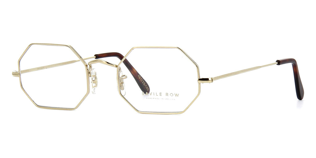 savile row 18kt oxford gold