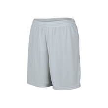 Women's Silver Performance Shorts