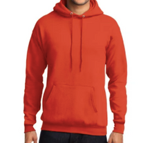 Load image into Gallery viewer, Adult House HOODIE - RED St. Raphael House of Love