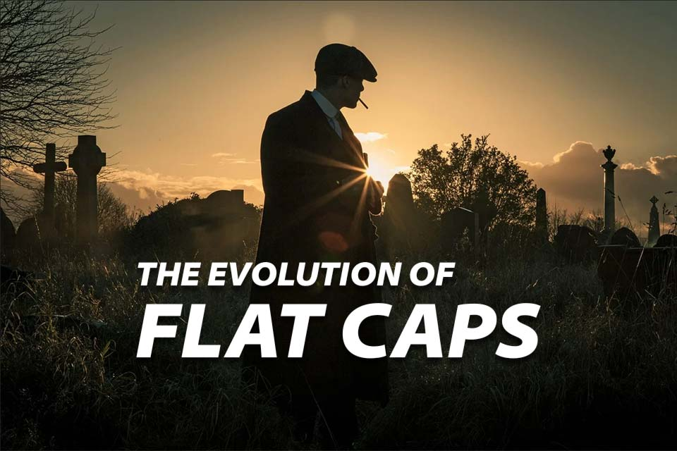 What is a flat cap and how has it evolved?