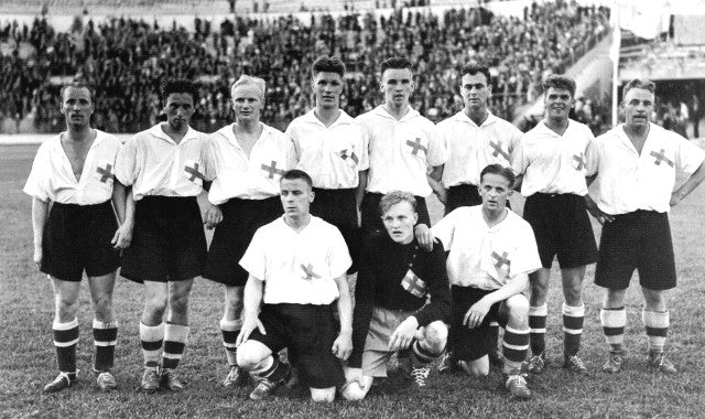 National football team of Finland in 1939