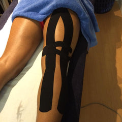 Kinesiology Taping for Hamstring