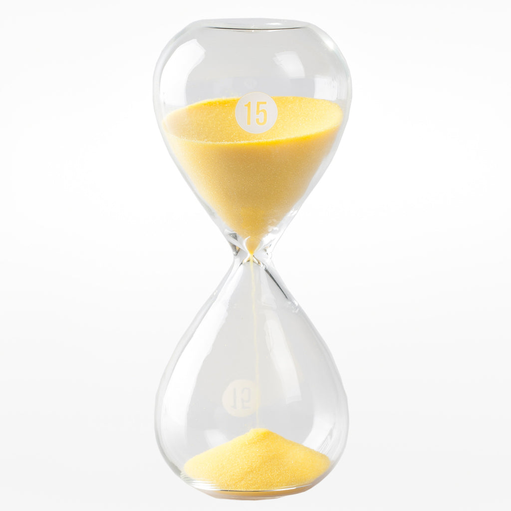 The School of Life 15 minutes timer