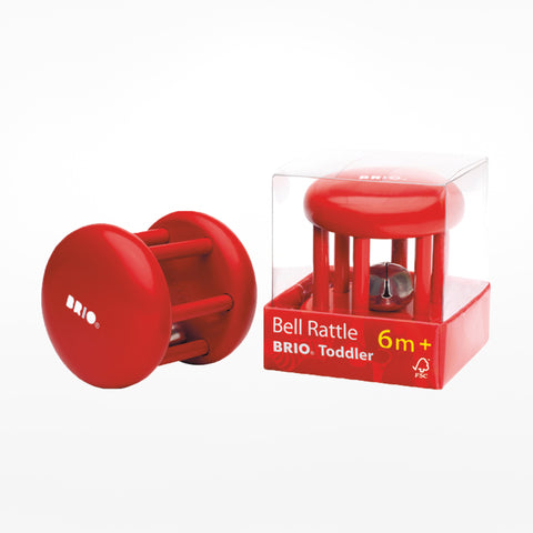 Brio baby bell rattle