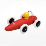 Brio race car - red