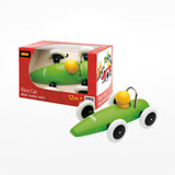 Brio race car - green